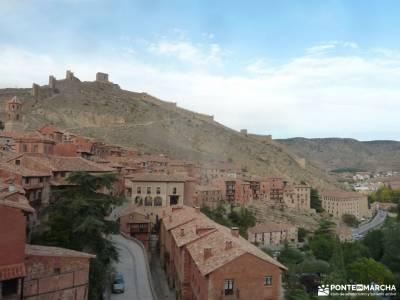 Sierra de Albarracín y Teruel;el ponton de la oliva embalses avila pradena de la sierra campos lava